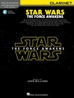 Star Wars: The Force Awakens - Clarinet