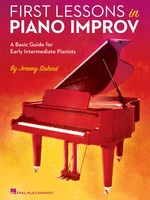 First Lessons in Piano Improv