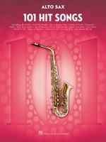 101 Hit Songs for Alto Sax