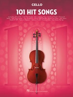 101 Hit Songs for Cello