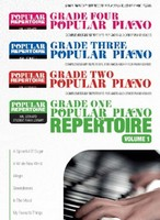 Popular Piano Repertoire Volume 1 Teacher's Pack