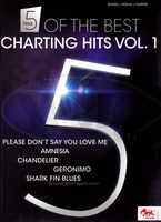 Take 5 Of The Best No 17 Charting Hits Vol 1