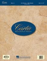 Carta Manuscript Paper No. 2