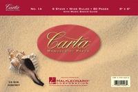 Carta Manuscript Paper No. 14