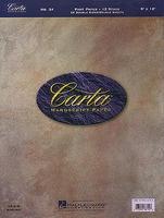 Carta Manuscript Paper No. 34
