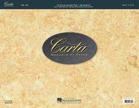 Carta Manuscript Paper No. 24
