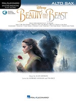 Beauty and the Beast for Alto Sax