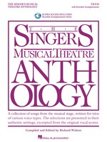 The Singer's Musical Theatre Anthology - Trios
