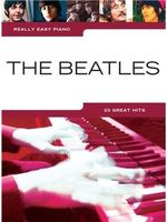Really Easy Piano - The Beatles