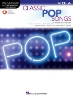 Classic Pop Songs for Viola