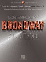 Contemporary Broadway Audition: Women's Edition