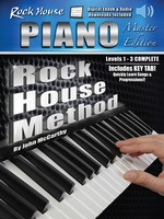 The Rock House Piano Method - Master Edition