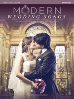 Modern Wedding Songs - 2nd Edition