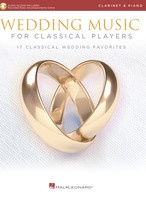 Wedding Music for Classical Players - Clarinet and Piano