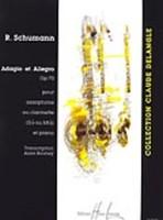 Adagio and Allegro Op. 70