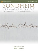 Sondheim for Classical Players - Flute and Piano