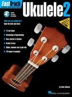 FastTrack Ukulele Method - Book 2