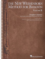 The New Weissenborn Method for Bassoon Vol. 2