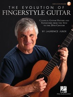 The Evolution of Fingerstyle Guitar