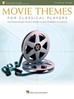 Movie Themes for Classical Players - Flute and Piano