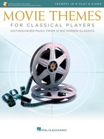 Movie Themes for Classical Players - Trumpet and Piano