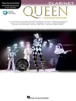 Queen for Clarinet - Updated Edition