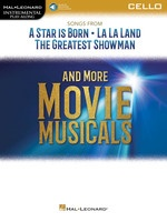 Songs from A Star Is Born, La La Land, The Greatest Showman