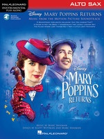 Mary Poppins Returns for Alto Sax