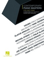 Contemporary Piano Masters for Easy Piano