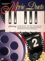 MOVIE DUETS FOR PIANO DUET