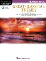 Great Classical Themes for Tenor Sax