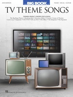 The Big Book of TV Theme Songs - 2nd Edition
