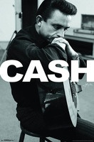 Johnny Cash Wall Poster