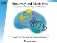HLSPL BROADWAY & MOVIE HITS LVL 1 BK ONLY