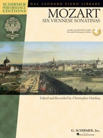 Mozart - Six Viennese Sonatinas