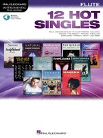 12 Hot Singles for Flute
