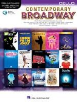 Contemporary Broadway for Cello