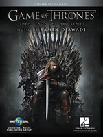 Game of Thrones for Alto Sax Solo and Piano