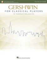 Gershwin for Classical Players - Flute and Piano