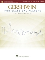 Gershwin for Classical Players - Clarinet and Piano