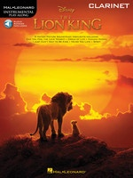 The Lion King for Clarinet