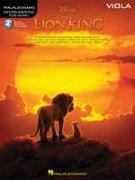 The Lion King for Viola