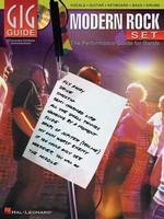 GIG GUIDE MODERN ROCK SET BK/CD
