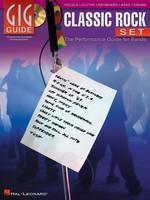 CLASSIC ROCK SET GIG GUIDE BK/CD
