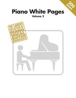 Piano White Pages - Vol. 2