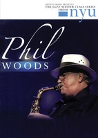 Phil Woods - The Jazz Master Class Series from NYU
