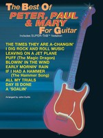 The Best of Peter, Paul and Mary for Guitar