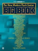 The New Modern Rock Guitar Big Book