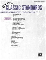 VALUE SONGBOOKS CLASSIC STANDARDS PVG