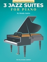 3 Jazz Suites for Piano